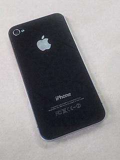 へそ曲がり、iPhone4を買う。の巻